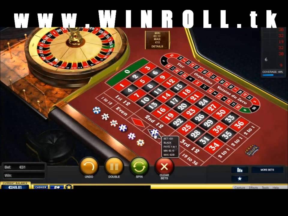 Casinos na internet roleta 136513