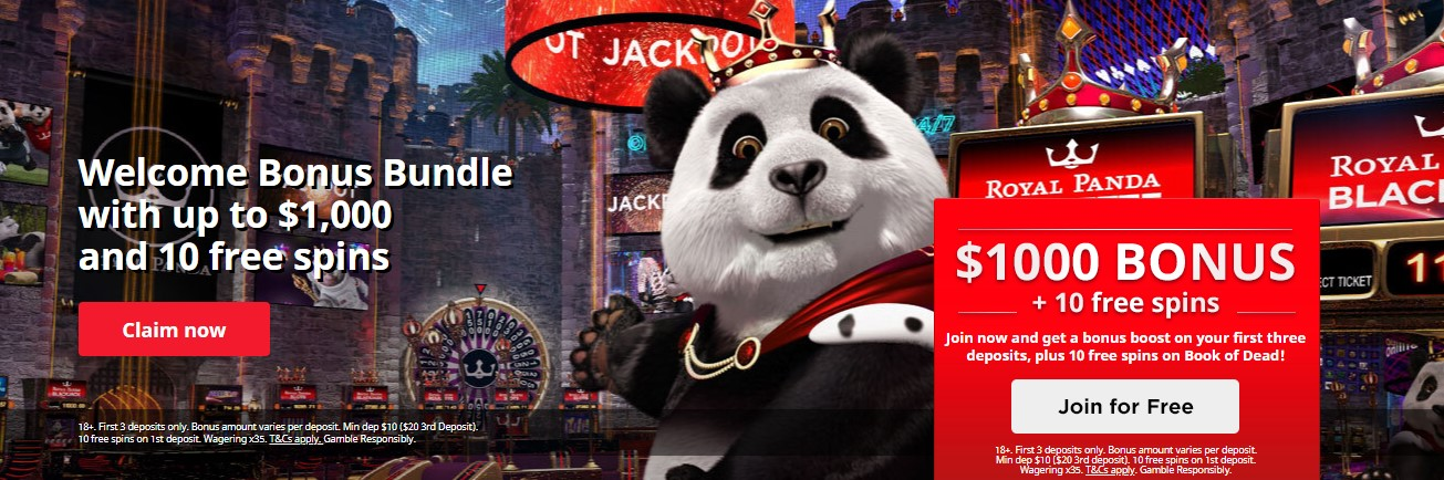 Royal Panda 419996