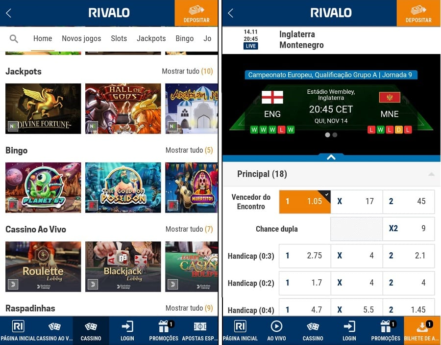 Navio casino rivalo app 126575