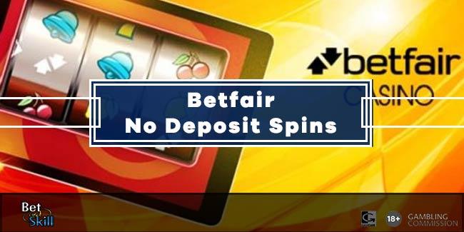 Free spins betfair jogo 401682