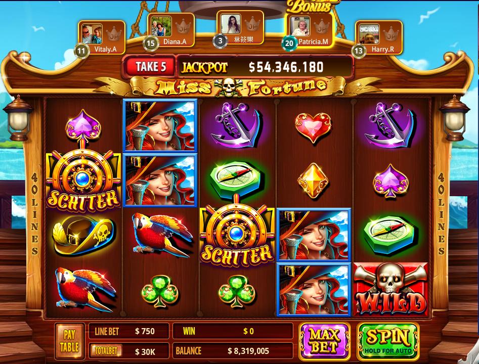 Casino games pirates vídeo 119246