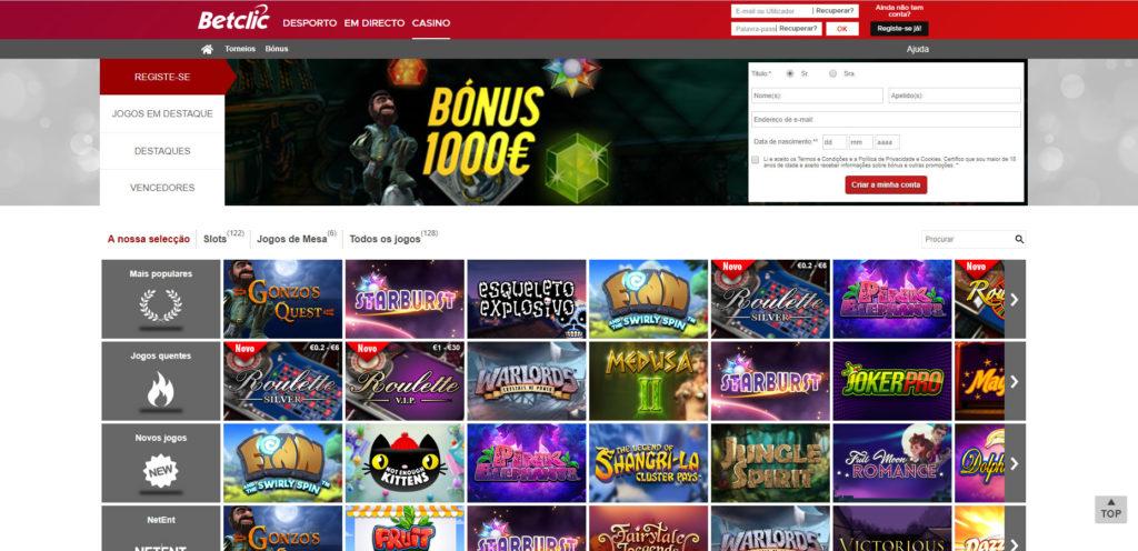 Betclic casino Brasil 273949