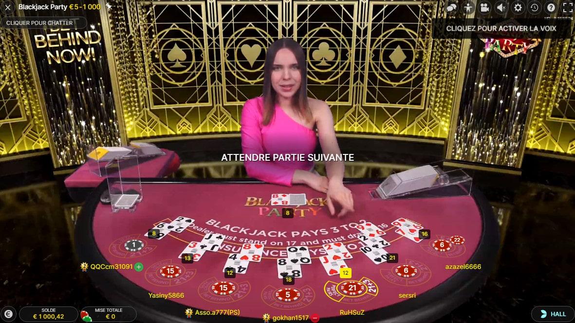 Blackjack pro playtech casino 546471