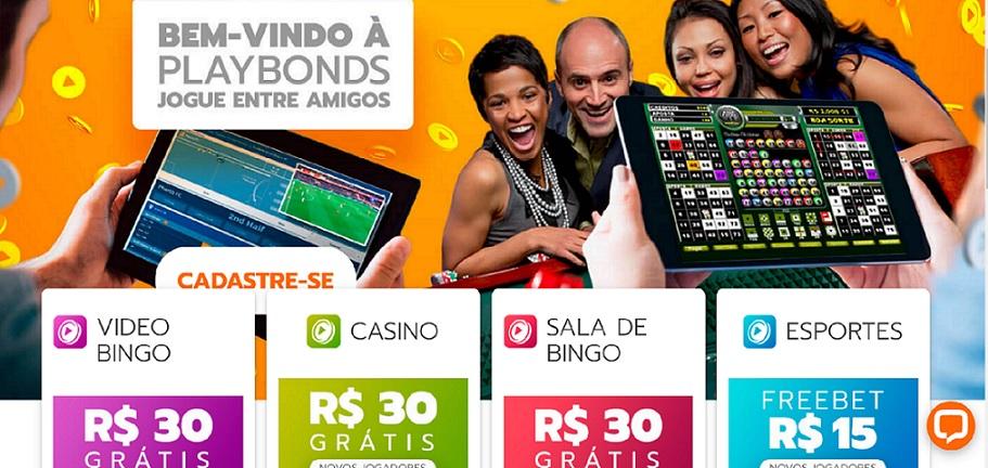 Cassinos do Brasil playbonds 449025