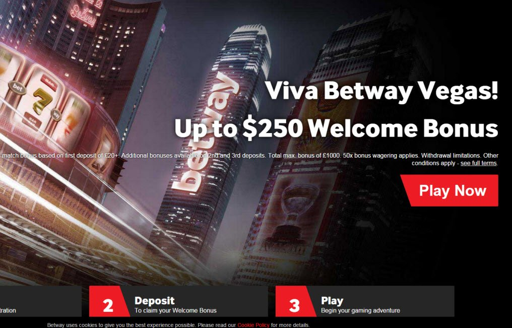 Betway login casino bonus 621064