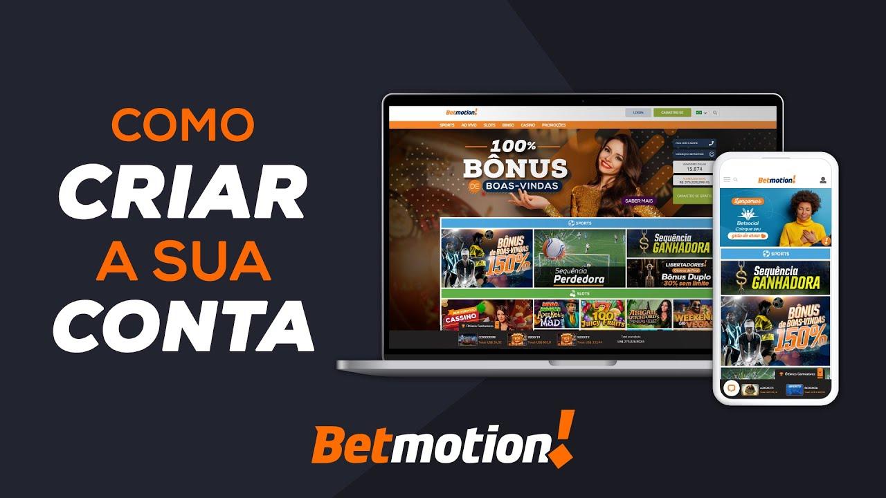 Boas-vindas betmotion supersports 493735