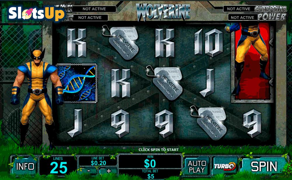 Slots machines 120678