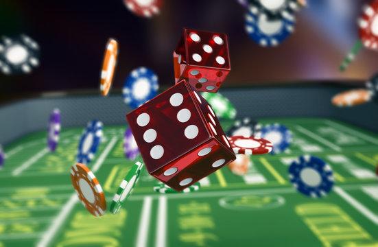 Craps Brasil energy casino 303768