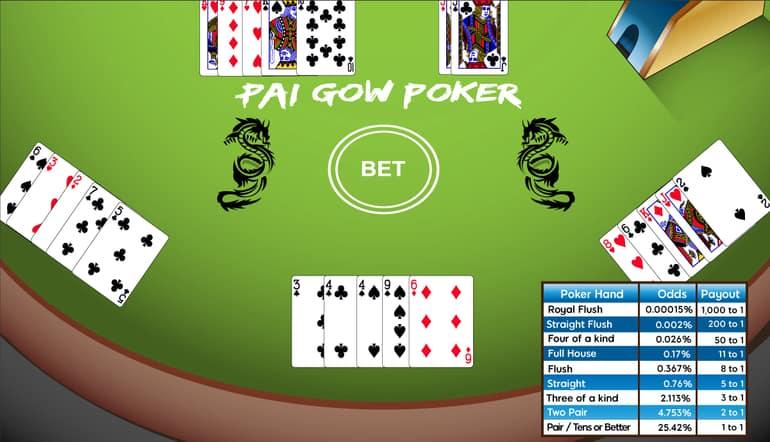 Pai gow regras 474004
