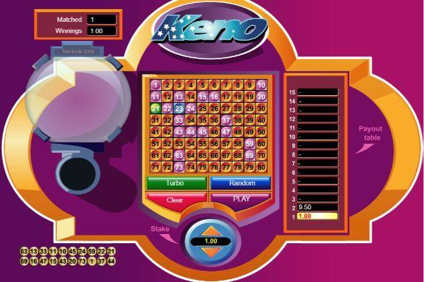 Jogo de casino kenolab 500025