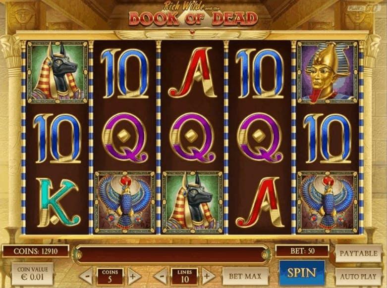 Slot machine 601602