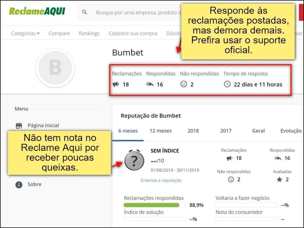 Bumbet é confiavel 202320