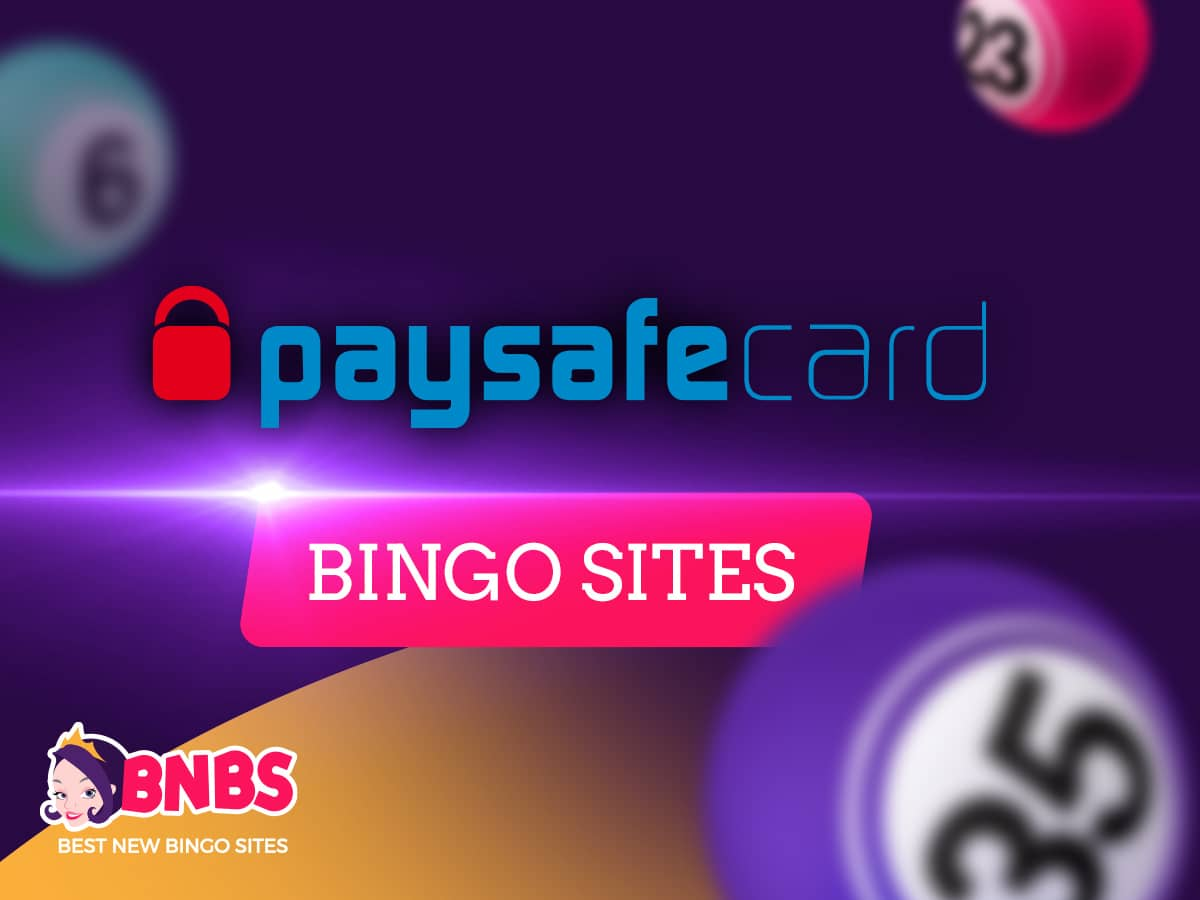 M paysafecard bingo 125232