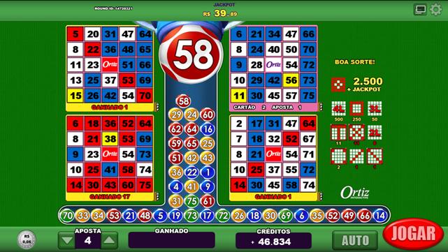 Baccarat jogo bingos online 404518