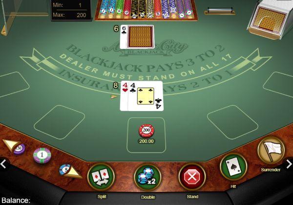 American blackjack pagamento de 557251