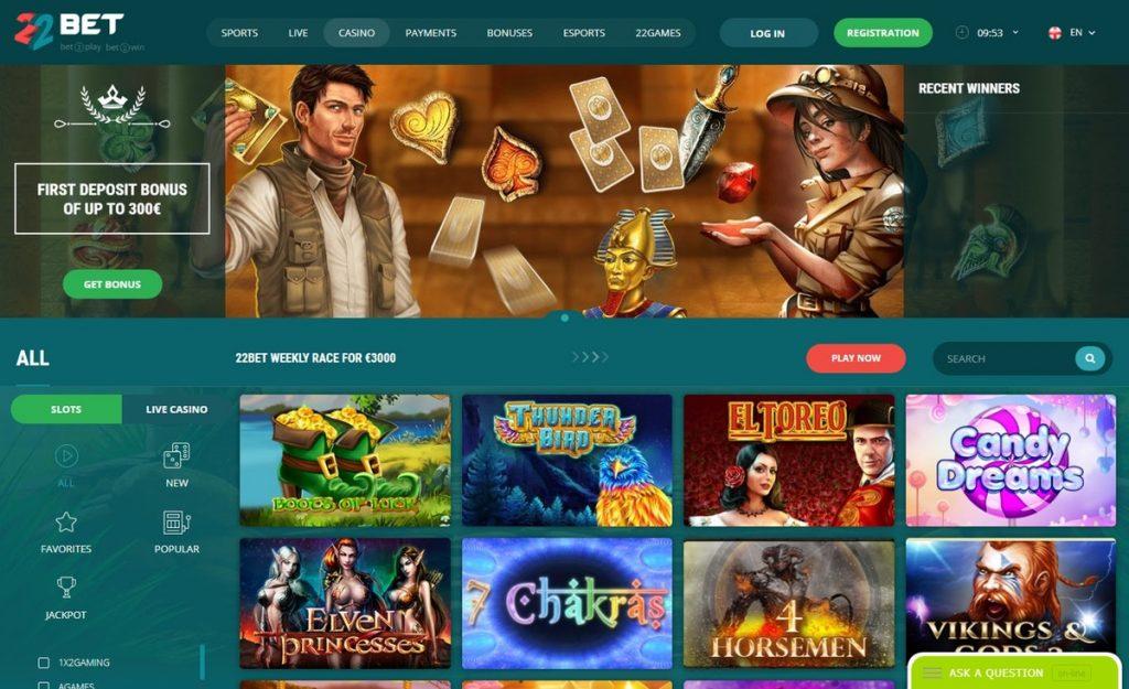 Attraction casino 627820