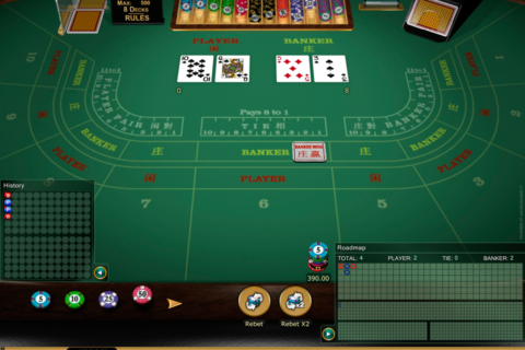 Baccarat gold cassino online 579763