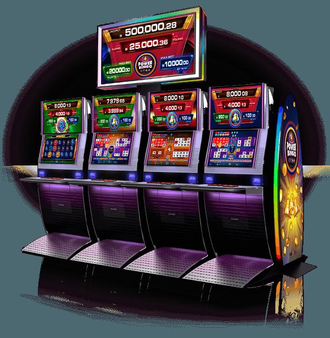 Vídeo bingo slot casino 387034