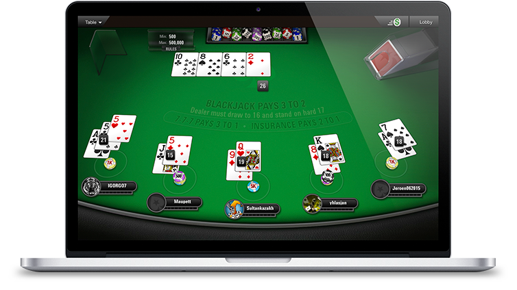 Poker online 503893