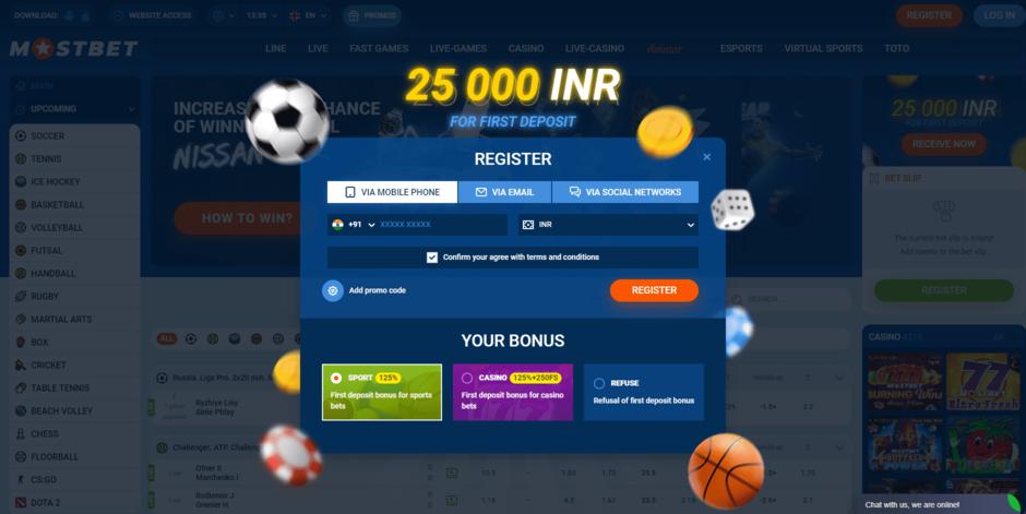 Bonus code apostas desportivas 166362
