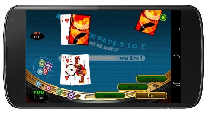 Blackjack pro 500680