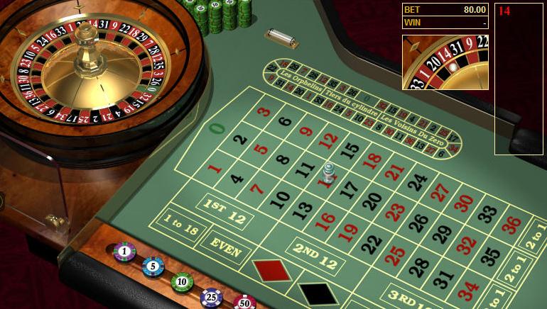 Roleta poker 189731