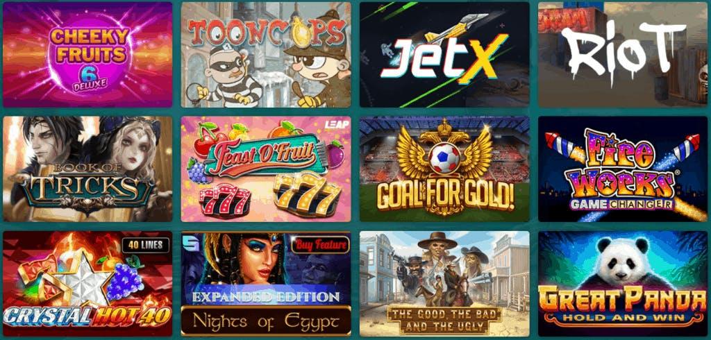 Casino em capital caça 258417