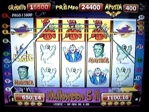 Casinos habanero Brazil monstros 129287
