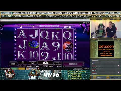 Casinos online codigos 374489