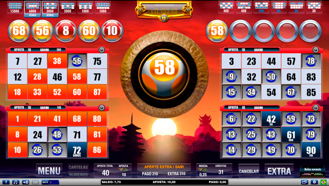 Casinos rival Brasil bingos 427665