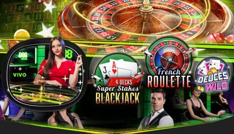 Cassino online blackjack americano 387027