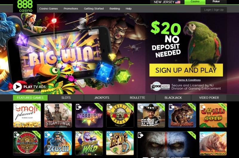 Confiável casino legal 583185
