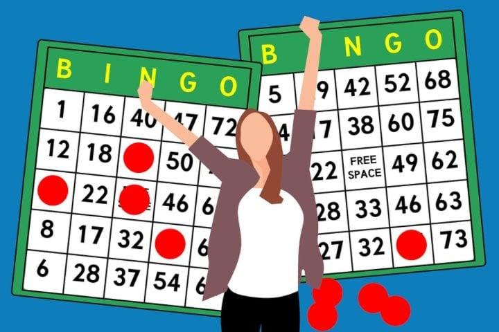 Quero jogar bingo 246784