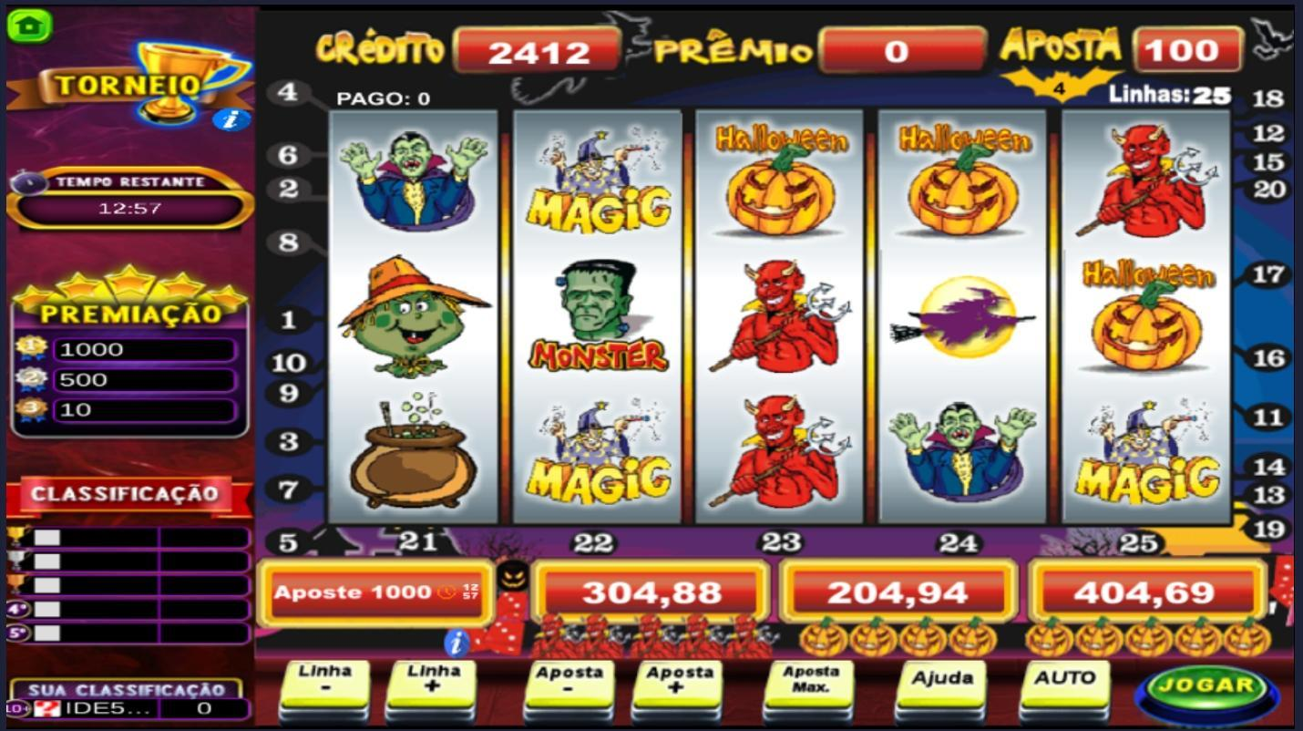 Gamao o halloween 514297