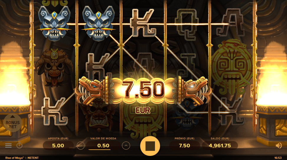 Ganhei o acumulado slot 256615