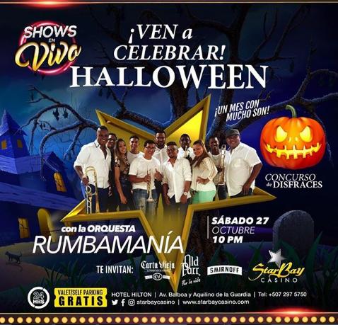 Halloween casino reclame 238827