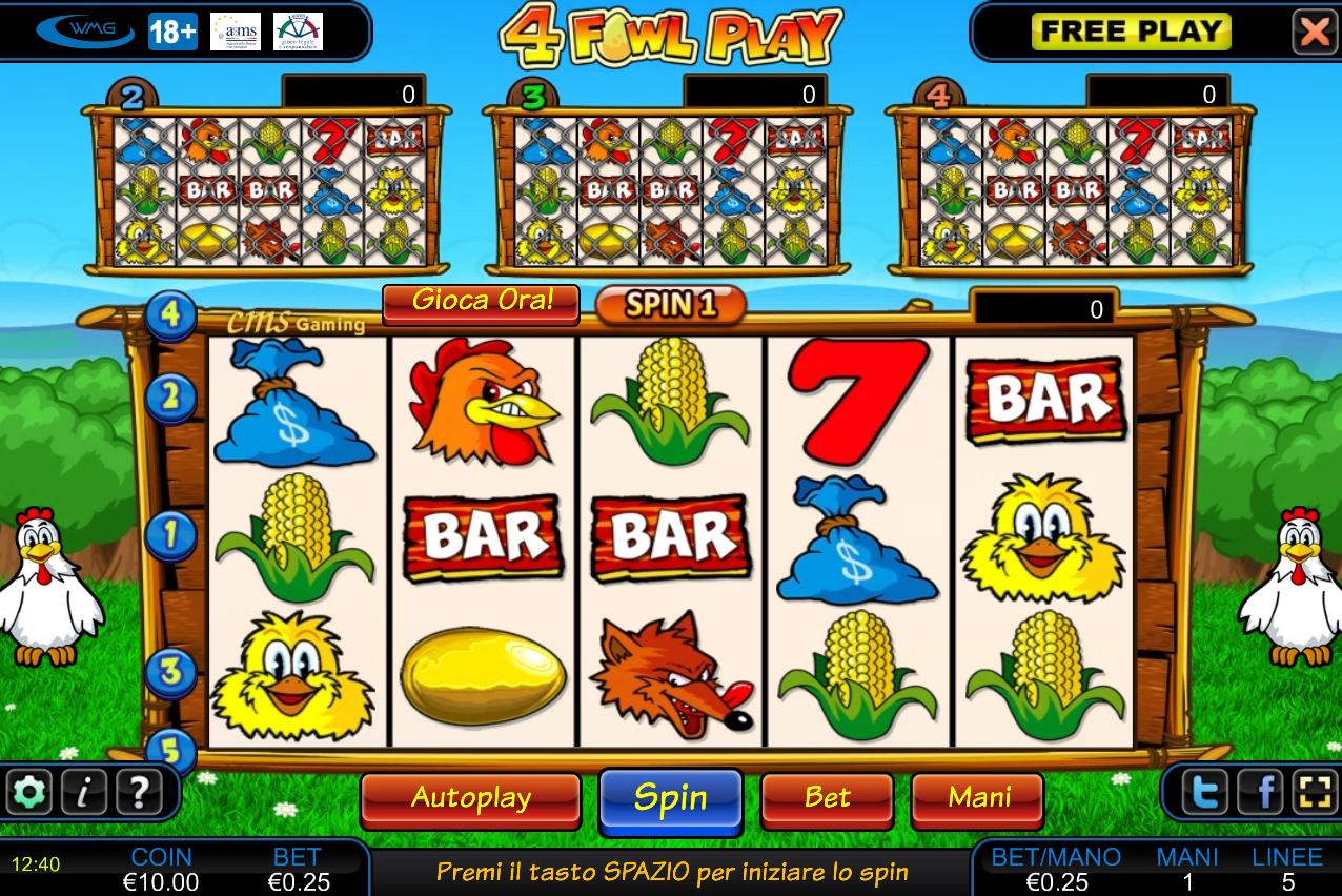 Jogos slots machines casinos 126956