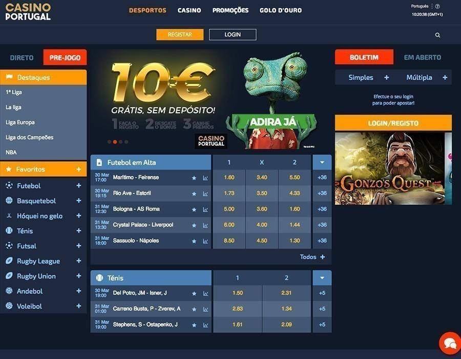 Openbet populares casino Portugal 538699