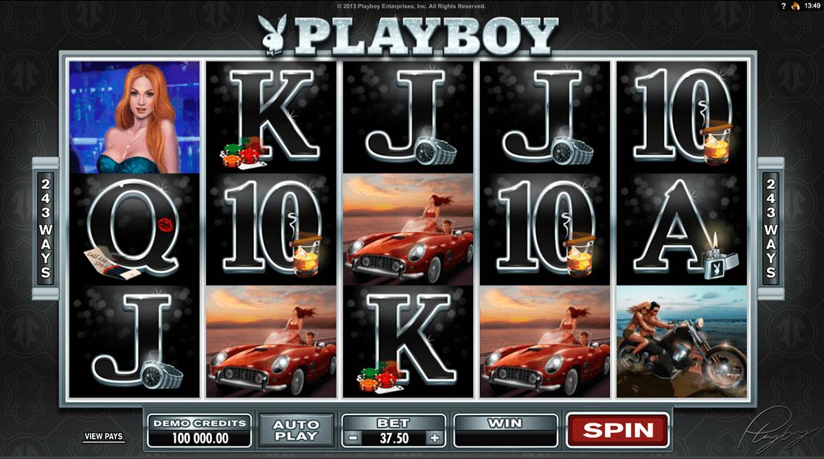 Playboy caça níquel melhor 344609
