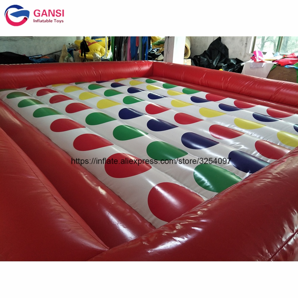 River plate dice twister 490063