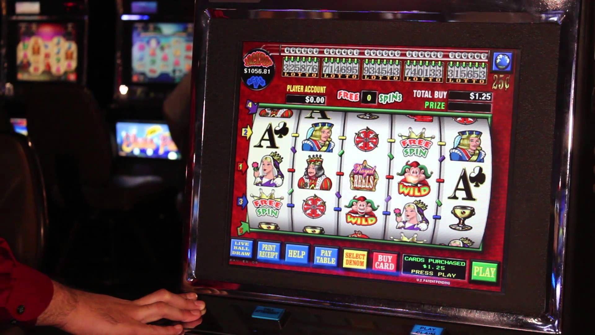 Slot machines online bonus 196386