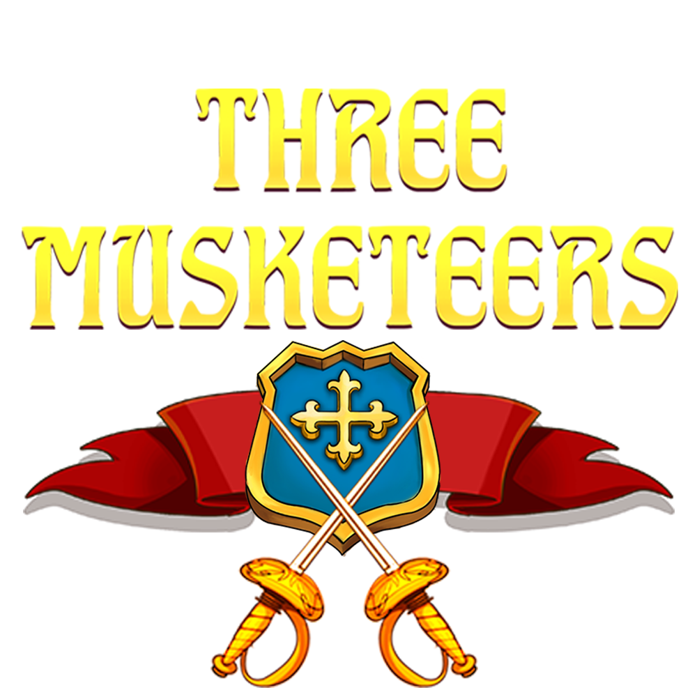The three musketeers 259081
