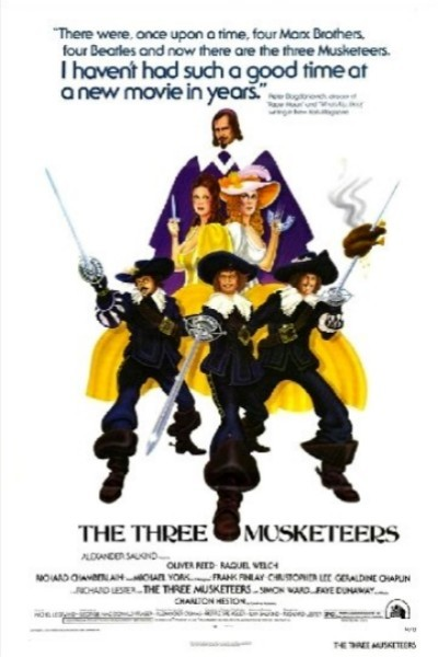 The three musketeers 273837